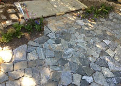 Backyard Stone