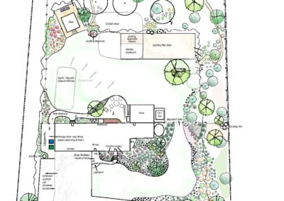 Sudbury Redesign with Native Plants